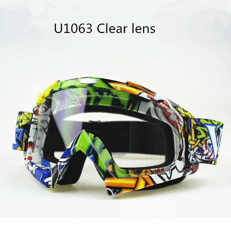 Man&Women Motocross Goggles Glasses MX Off Road Goggles Sport Gafas for Motorcycle
