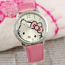 Hello Kitty Watch Pink Band