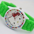 Hello Kitty Watch Geen Band