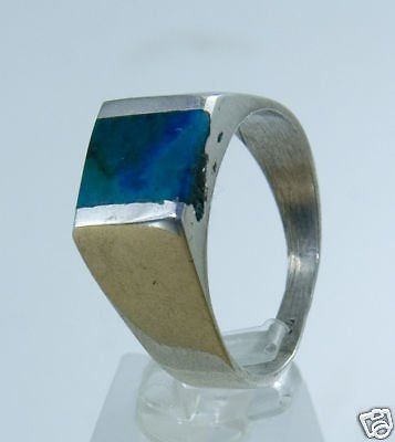 Best Silver 925 ring - Eilat stone Israel , sterling ! Gift Jewelry & Love