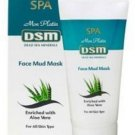 Facial care mask enriched with natural Dead Sea mud ! Cosmetics & Perfumes
