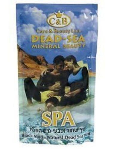 Medical natural balck mud bag from the dead sea Israel