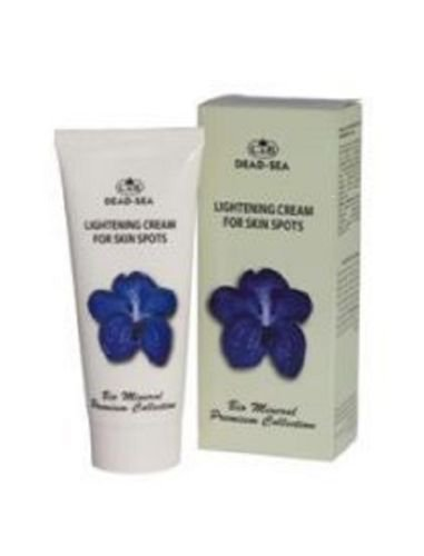 Lightening cream for skin spots Bio Mineral , dead sea ! care health & beauty