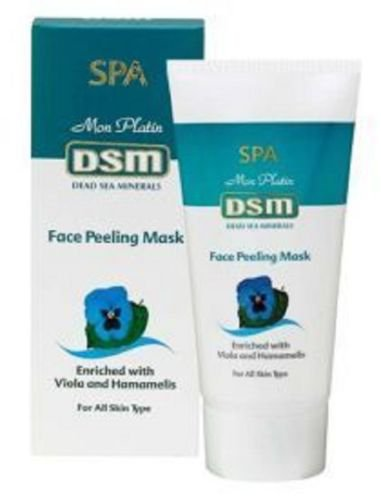 Peeling Face Mask Exfoliates dead skin cells - Dead Sea ! Cosmetics & Perfumes