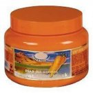 Carrot Mask hair roots - care & beauty Dead sea Israel