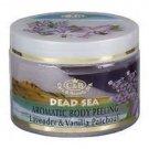 Lavender – Vanilla – Patchouli Body Peeling - Dead sea