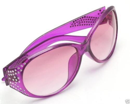 Fashion Spy Eyewear Retro Unisex Sunglasses Red Rose Frame ! Gift Jewelry & Love