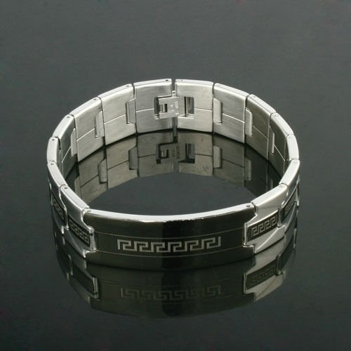 Elegant Beautiful Stainless Steel Man Bracelet high quality ! Gift Jewelry Store