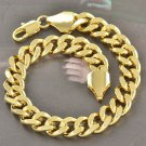 Fashion design elegant 9k real gold filled bracelet bangle ! Gift & Jewelry