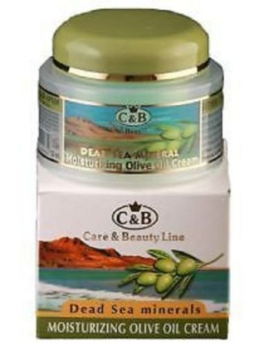 Powerful Olive Oil Moisture Cream care & beauty Israel - Gift Jewelry and Love