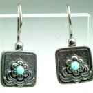 Fashion sterling earrings jewelry set - pale blue stone ! Gift Jewelry & Love