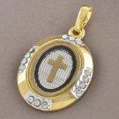 Fashion Latin Cross zircon (Zirconia) Pendant & Necklace ! Gift Jewelry & Love