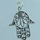 Silver 925 pendant lucky talisman - sterling necklace