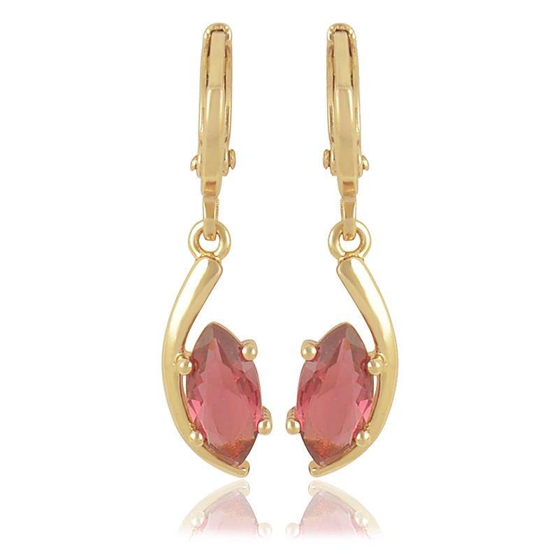 Beautiful fashion Silver earrings set - green zircon ! Gift Jewelry & Love