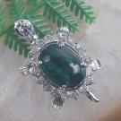 Carnelian Quartz Amethyst silver 925 pendant necklace ! Gift Jewelry & Love