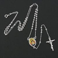 9K Gold Filled Jesus Christ Cross Pendant & Necklace ! Gift Jewelry & Love