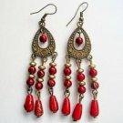 Fashion retro design dangle Earrings free shipping ! Gift Jewelry & Love