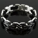 Elegant special man and woman stainless steel Bracelet ! Gift Jewelry and Love