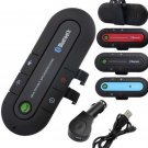 Wireless Multipoint Bluetooth Hands Free Car Speakerphone Speaker Visor Hot