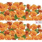 Flower Decal Water Transfer Women Manicure Nail Art Stickers DIY Decoration HH46