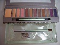 Mally Beauty City Chick Celebration Shadow Palette plus Eyeliner & Sharpener