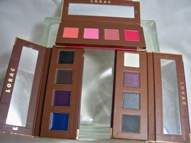 Lorac Candy Bar 3 pcs Set  Creme Liners, Eyeshadows & Cheek & Lip Tint