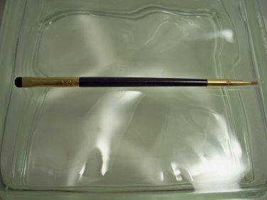 "Tarte Dual End eyeliner and Smudge Brush 6 1/4"" long"