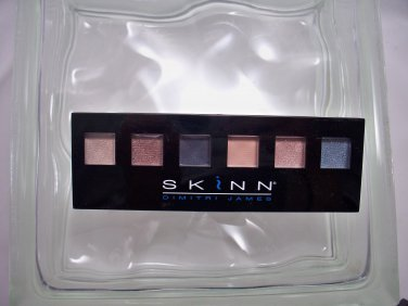 Skinn by Dimitri James Patina Shadows use wet or dry w/ grape seed extract