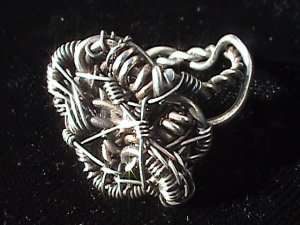 Wings of an Angel - Sterling Silver Ring