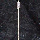Amythest Crystal Hairstick