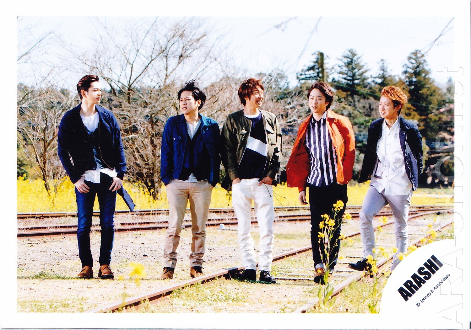 ARASHI - Johnny's Shop Photo #185