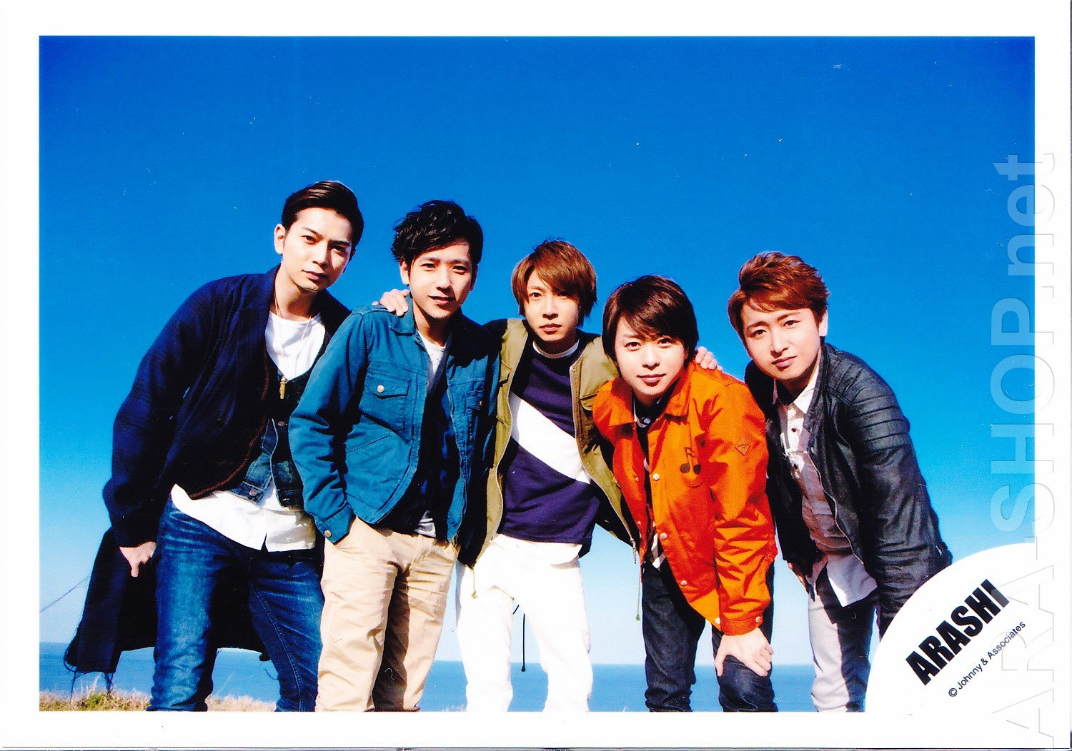 ARASHI - Johnny's Shop Photo #187