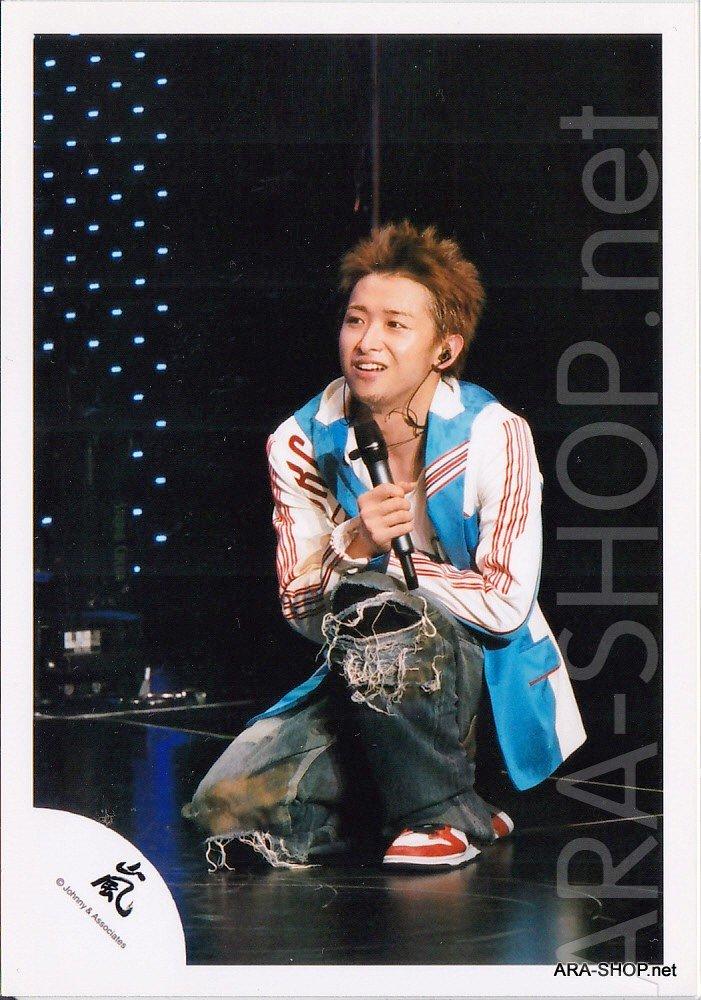 ARASHI - OHNO SATOSHI - Johnny's Shop Photo #059