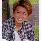 ARASHI - OHNO SATOSHI - Johnny's Shop Photo #109