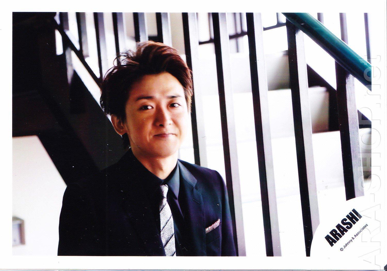 ARASHI - OHNO SATOSHI - Johnny's Shop Photo #121
