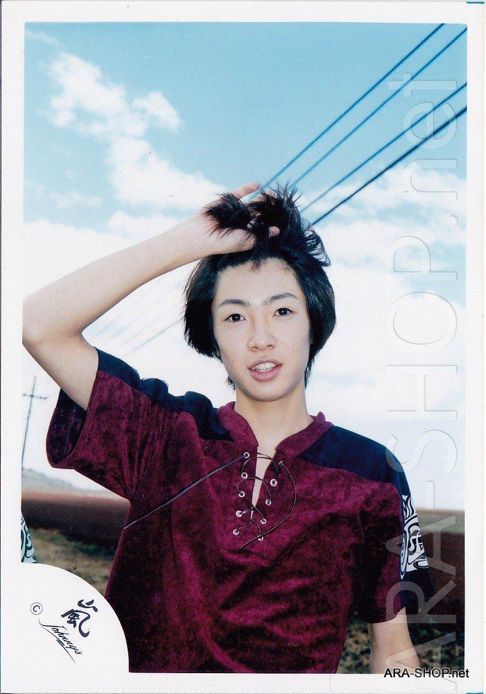 ARASHI - AIBA MASAKI - Johnny's Shop Photo #004