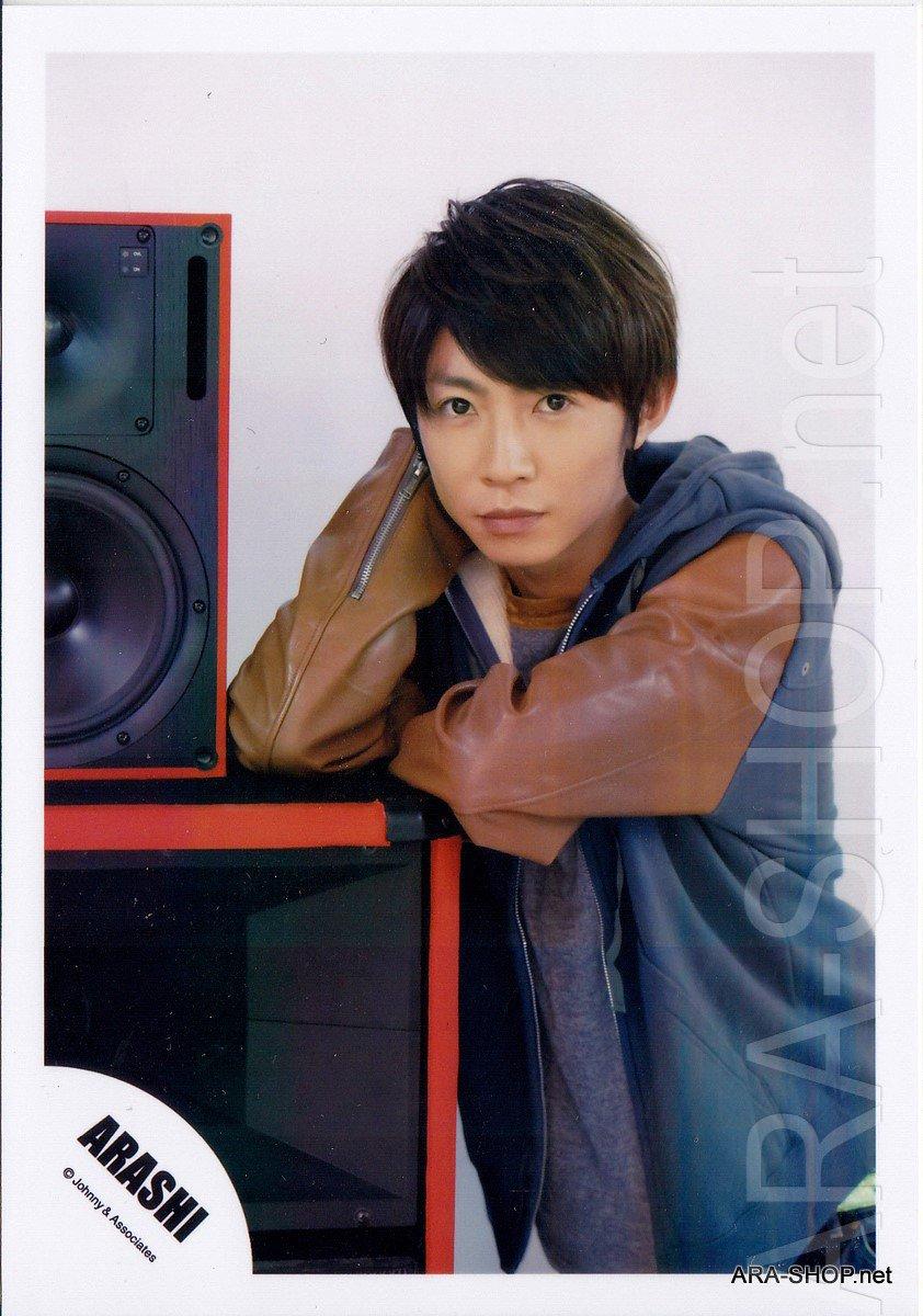 ARASHI - AIBA MASAKI - Johnny's Shop Photo #026