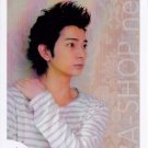 ARASHI - MATSUMOTO JUN - Johnny's Shop Photo #026
