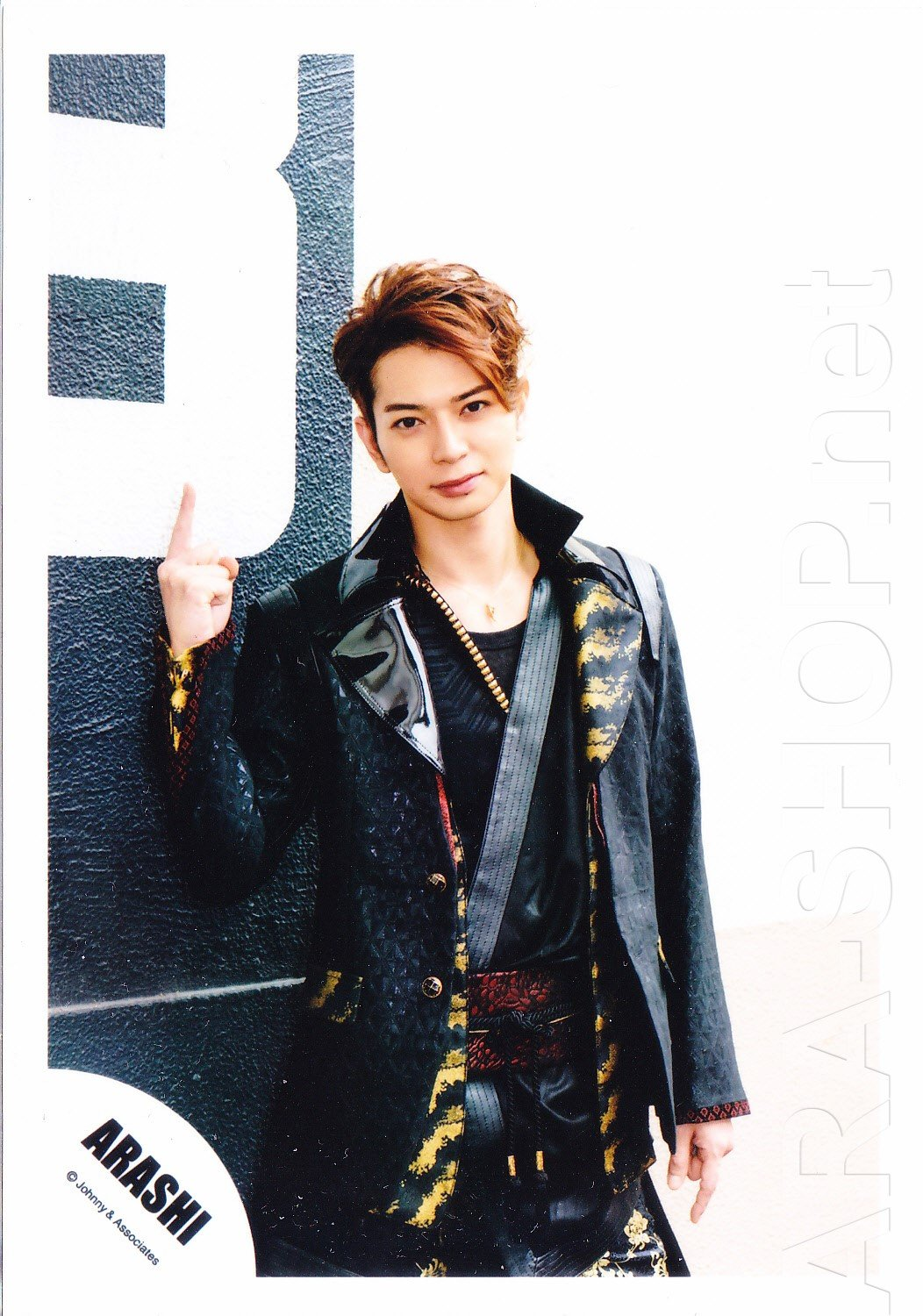 ARASHI - MATSUMOTO JUN - Johnny's Shop Photo #029
