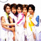 ARASHI - Clearfile - Typhoon Generation Summer Concert 2000