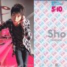 ARASHI - Clearfile - ALL THE BEST 10th Anniversary Tour - Sakurai Sho