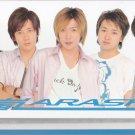 ARASHI - FC Newsletter Holder - 2004 Iza Now Tour