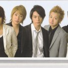 ARASHI - FC Newsletter Holder - 2007 AAA in Dome Tour