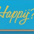 ARASHI - FC Newsletter Holder - 2016 Are You Happy Tour
