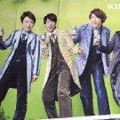 ARASHI - Not-for-sale Promotional Banner - Kirin Beer (X-Large Size)