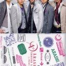 ARASHI - Clearfile - AAA in Dome 2007 - Group