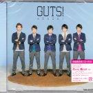 ARASHI - CD+DVD - Single - GUTS (1st Press LE Japan Ver.)