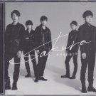 ARASHI - CD+DVD - Single - Sakura (1st Press LE Japan Ver.)