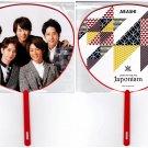 ARASHI - Mini Uchiwa - Japonism Tour 2015 - Group