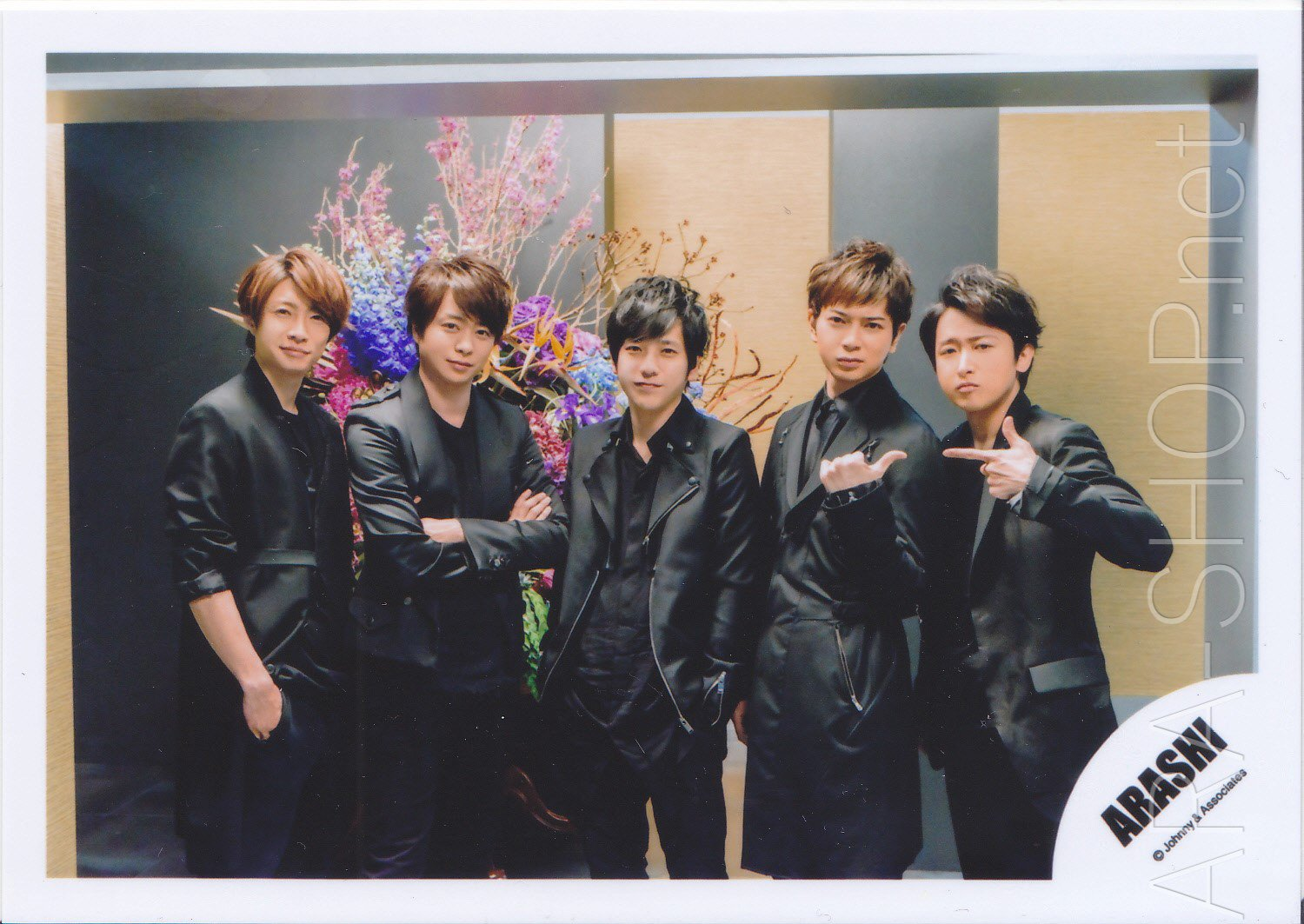 ARASHI - Johnny's Shop Photo #294